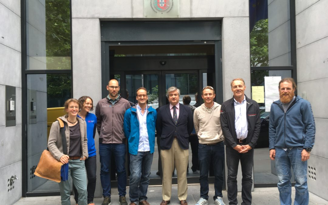 ENOS board meeting – June 2018