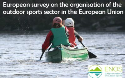 Contribute to the ENOS survey on the outdoor sector in Europe!