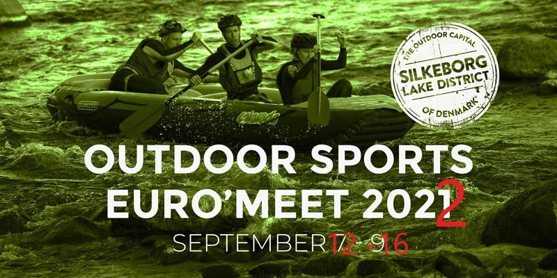 Save the date Outdoor Sports Euro'meet 2022