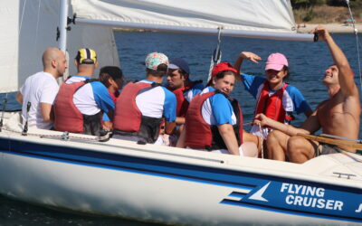 Inclusive adapted water sports camp by the National Sports Academy