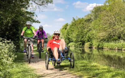 Battle Back – Adaptive adventure sports and military recovery