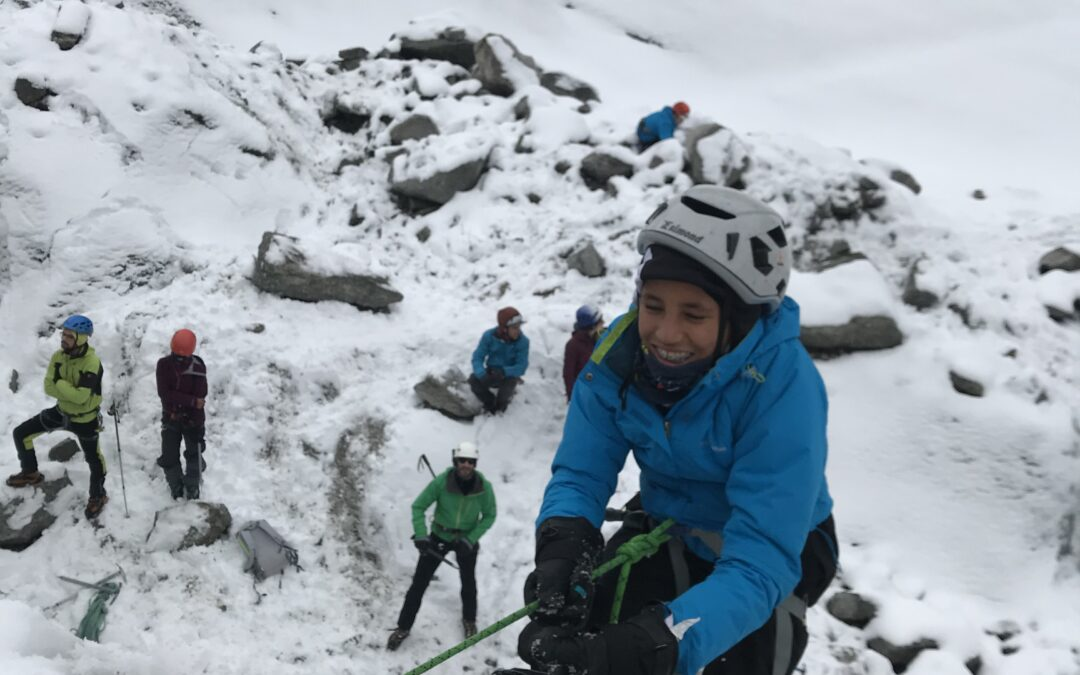 """""""LA MONTAGNE PREND SES QUARTIERS"""" – ENGAGING WITH YOUNG PEOPLE  FROM LOCAL COMMUNITIES"""