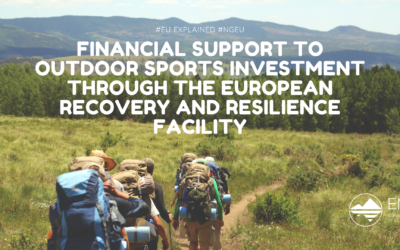 Financial support to Outdoor Sports investment through the European Recovery and Resilience Facility