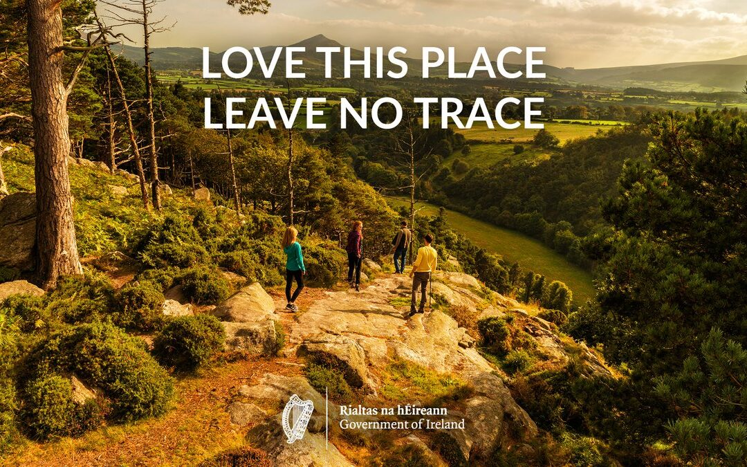 Love This Place, Leave No Trace  – A Campaign to promote responsible behaviours in nature